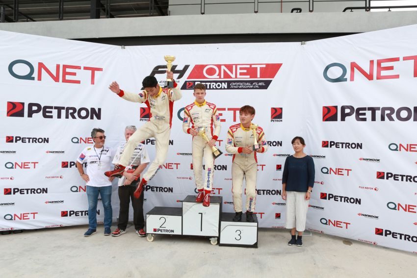 Formula 4 SEA fuelled by Petron, Rd 19-21 –  Ghiretti wins three out of three at Sepang International Circuit Image #894507