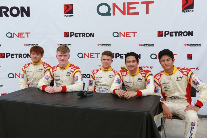 Formula 4 SEA fuelled by Petron, Rd 19-21 –  Ghiretti wins three out of three at Sepang International Circuit Image #894508