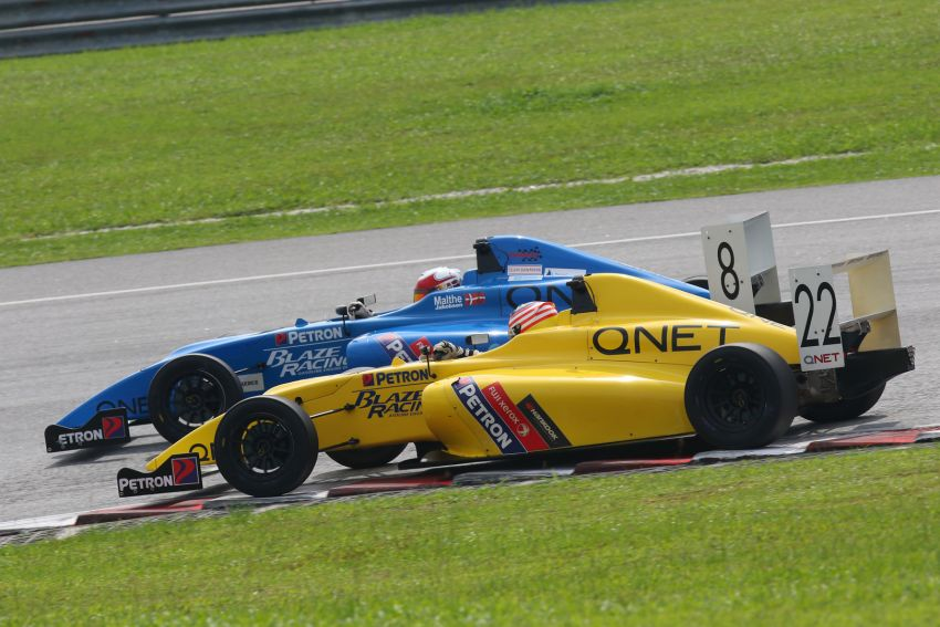 Formula 4 SEA fuelled by Petron, Rd 19-21 –  Ghiretti wins three out of three at Sepang International Circuit Image #894515