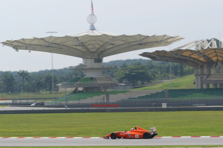 Formula 4 SEA fuelled by Petron, Rd 19-21 –  Ghiretti wins three out of three at Sepang International Circuit Image #894517