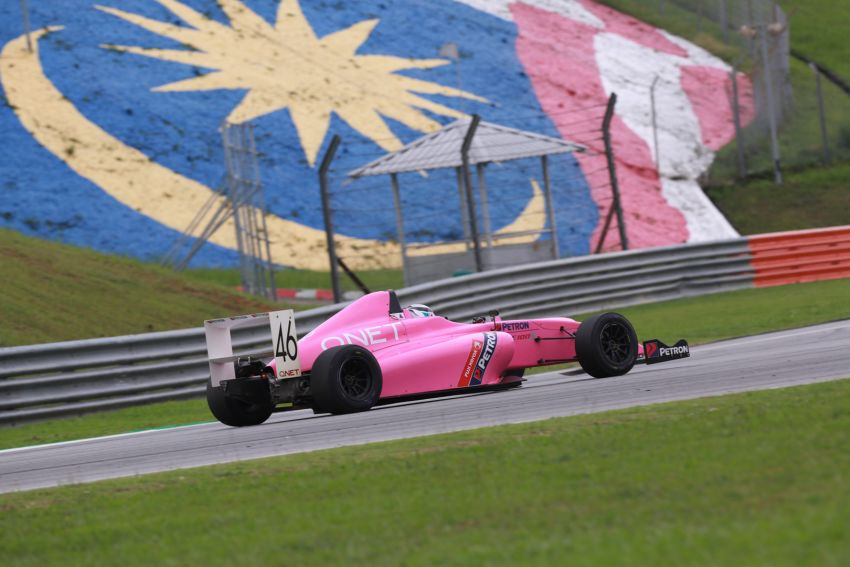 Formula 4 SEA fuelled by Petron, Rd 19-21 –  Ghiretti wins three out of three at Sepang International Circuit Image #894642