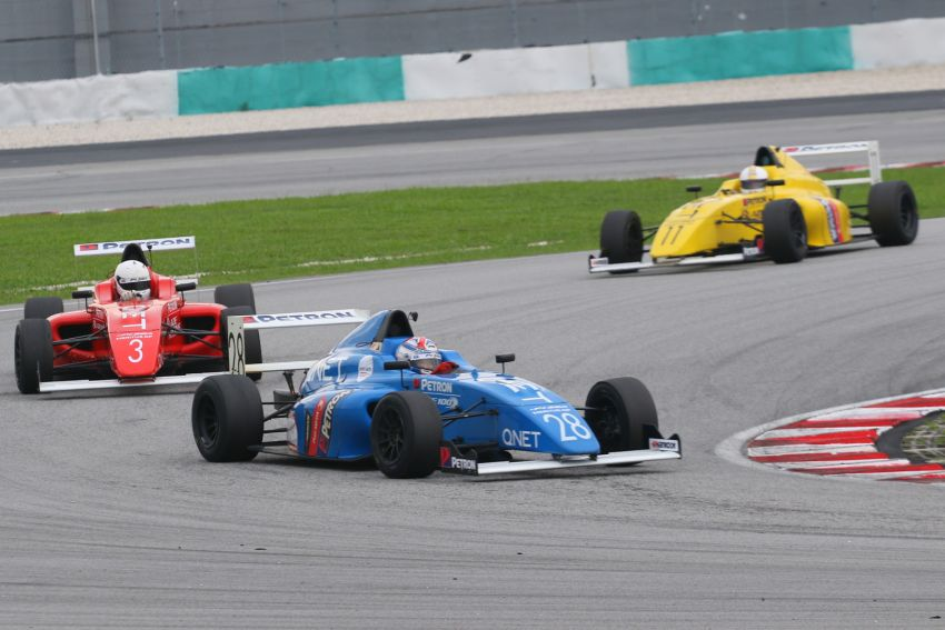 Formula 4 SEA fuelled by Petron, Rd 19-21 –  Ghiretti wins three out of three at Sepang International Circuit Image #894653