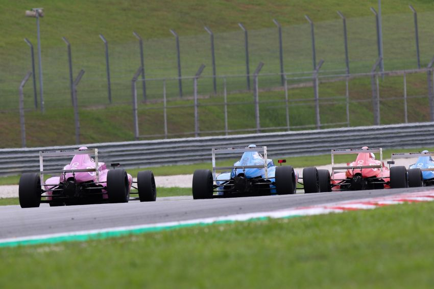 Formula 4 SEA fuelled by Petron, Rd 19-21 –  Ghiretti wins three out of three at Sepang International Circuit Image #894657