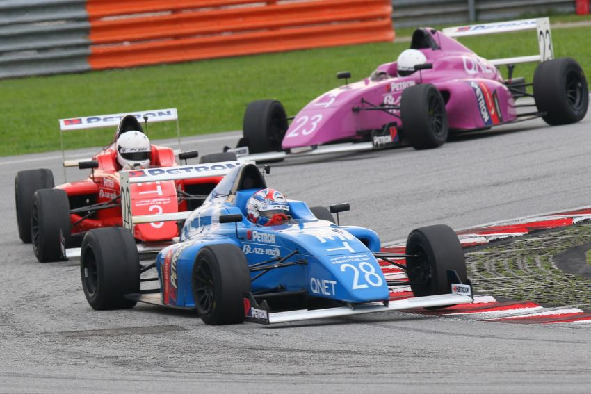 Formula 4 SEA fuelled by Petron, Rd 19-21 –  Ghiretti wins three out of three at Sepang International Circuit Image #894658