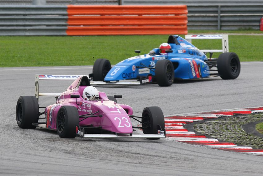 Formula 4 SEA fuelled by Petron, Rd 19-21 –  Ghiretti wins three out of three at Sepang International Circuit Image #894659