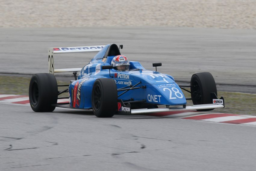 Formula 4 SEA fuelled by Petron, Rd 19-21 –  Ghiretti wins three out of three at Sepang International Circuit Image #894662