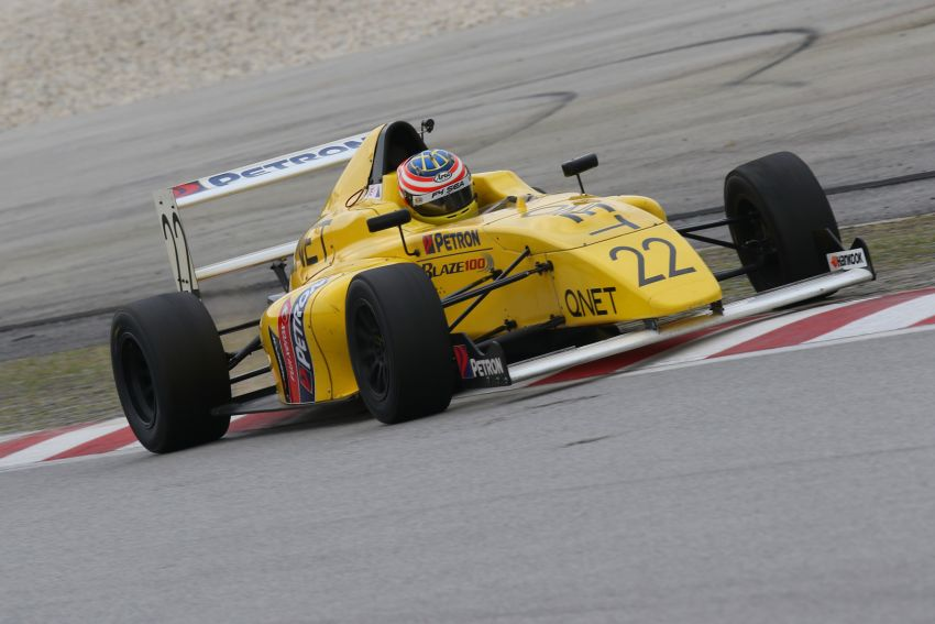 Formula 4 SEA fuelled by Petron, Rd 19-21 –  Ghiretti wins three out of three at Sepang International Circuit Image #894663