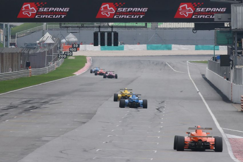 Formula 4 SEA fuelled by Petron, Rd 19-21 –  Ghiretti wins three out of three at Sepang International Circuit Image #894666