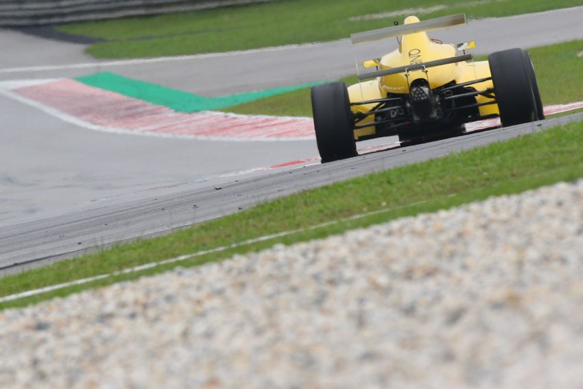 Formula 4 SEA fuelled by Petron, Rd 19-21 –  Ghiretti wins three out of three at Sepang International Circuit Image #894667