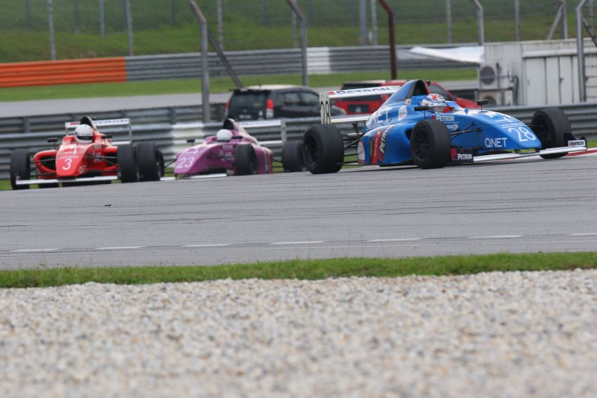Formula 4 SEA fuelled by Petron, Rd 19-21 –  Ghiretti wins three out of three at Sepang International Circuit Image #894668