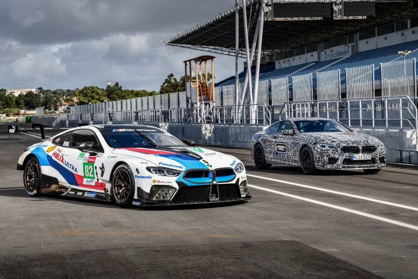 F92 BMW M8 Coupe preliminary details – V8, 591 hp, M xDrive AWD; Convertible and Gran Coupe models later Image #886345