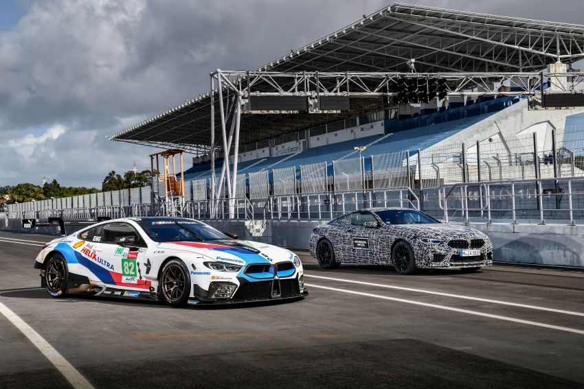 F92 BMW M8 Coupe preliminary details – V8, 591 hp, M xDrive AWD; Convertible and Gran Coupe models later Image #886347