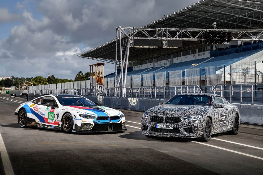 F92 BMW M8 Coupe preliminary details – V8, 591 hp, M xDrive AWD; Convertible and Gran Coupe models later Image #886348
