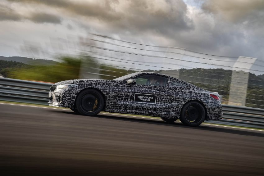 F92 BMW M8 Coupe preliminary details – V8, 591 hp, M xDrive AWD; Convertible and Gran Coupe models later Image #886380