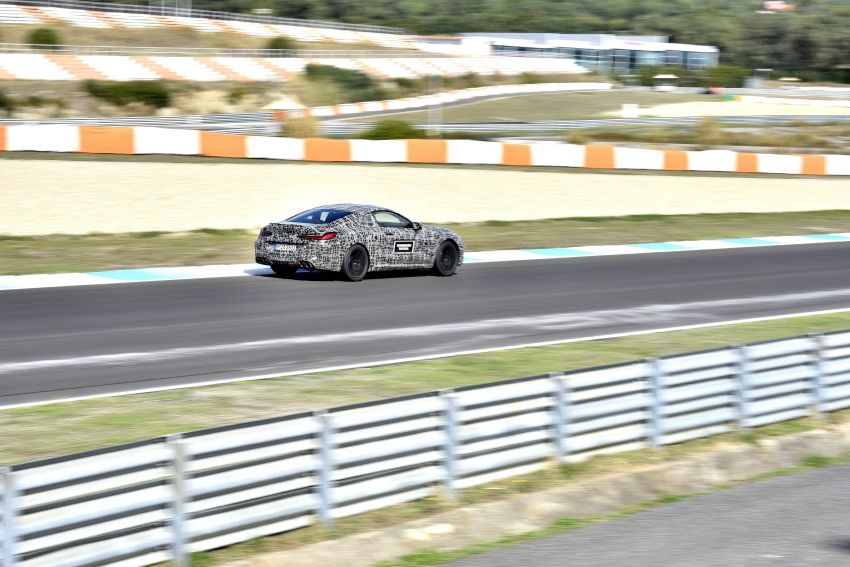 F92 BMW M8 Coupe preliminary details – V8, 591 hp, M xDrive AWD; Convertible and Gran Coupe models later Image #886386
