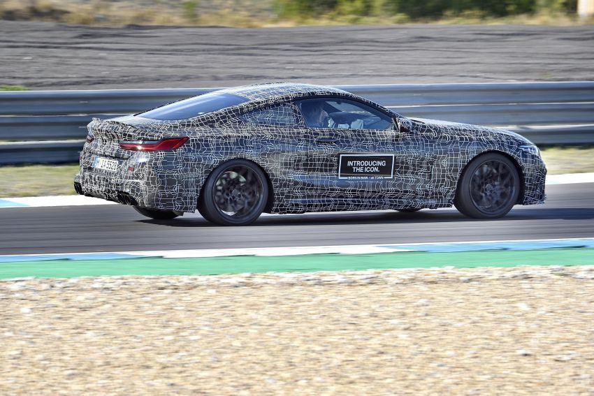 F92 BMW M8 Coupe preliminary details – V8, 591 hp, M xDrive AWD; Convertible and Gran Coupe models later Image #886388
