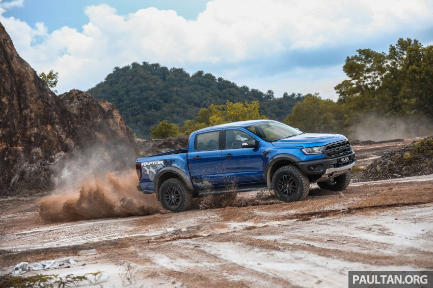 Ford Ranger Raptor kini tiba di Malaysia – KLIMS 2018 Image #890711