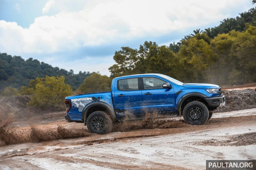 Ford Ranger Raptor kini tiba di Malaysia – KLIMS 2018 Image #890712