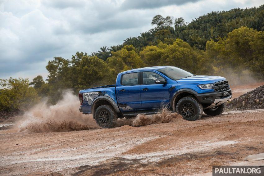 Ford Ranger Raptor coming to Malaysia – KLIMS 2018 Image #890235