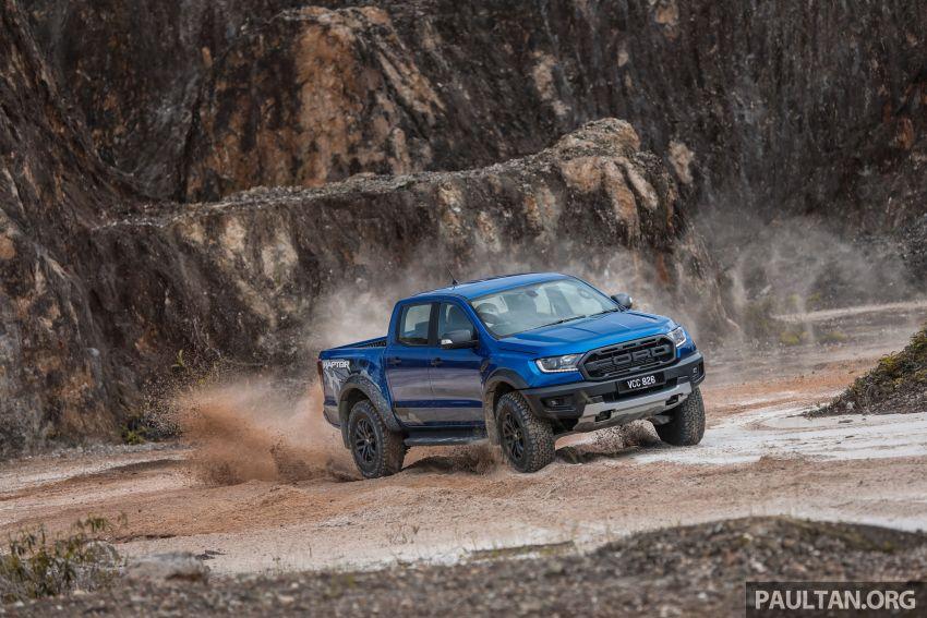 Ford Ranger Raptor coming to Malaysia – KLIMS 2018 Image #890241