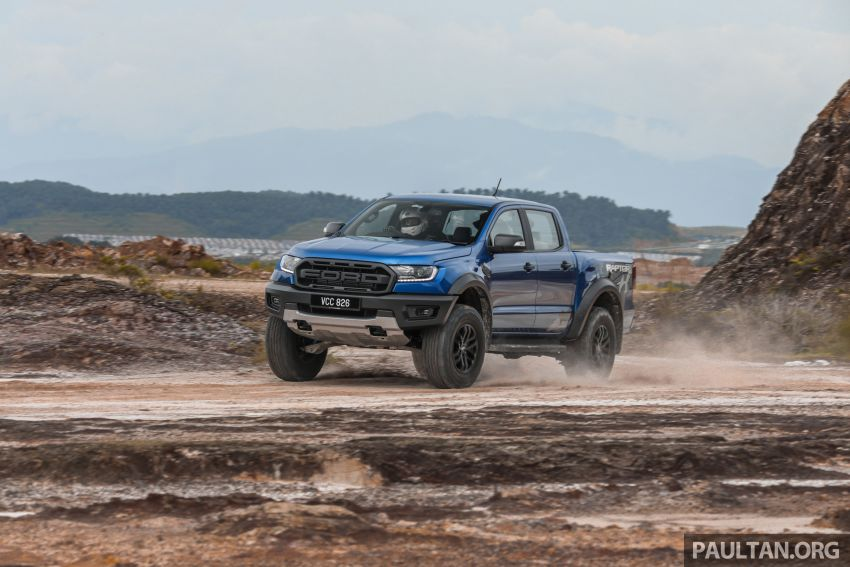 Ford Ranger Raptor kini tiba di Malaysia – KLIMS 2018 Image #890702