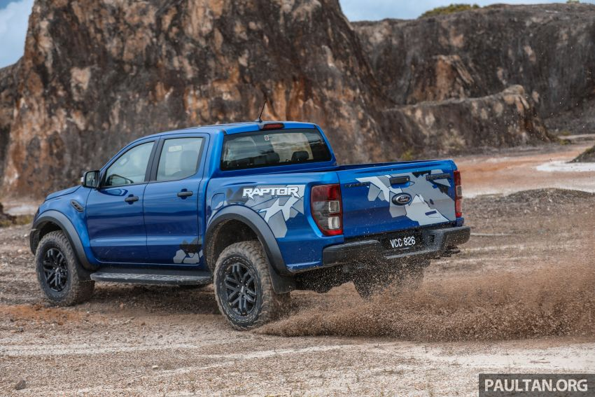 Ford Ranger Raptor kini tiba di Malaysia – KLIMS 2018 Image #890721