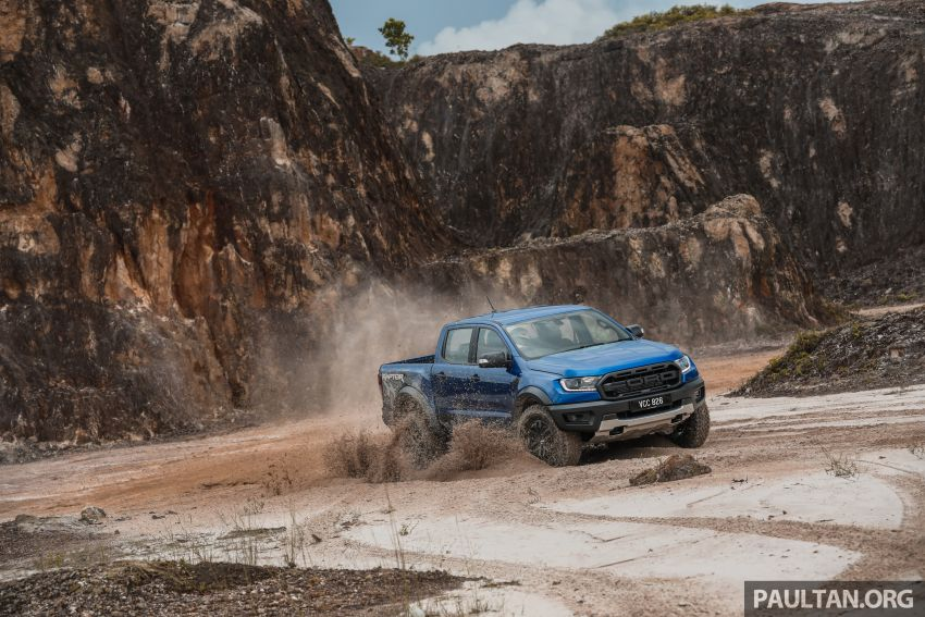 Ford Ranger Raptor kini tiba di Malaysia – KLIMS 2018 Image #890724