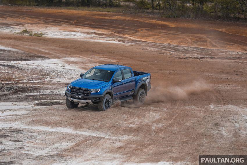 Ford Ranger Raptor kini tiba di Malaysia – KLIMS 2018 Image #890726