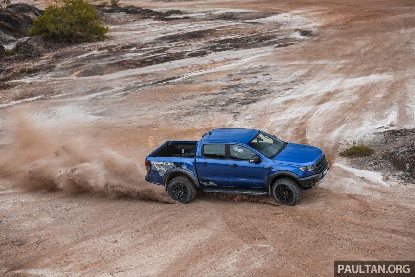 Ford Ranger Raptor kini tiba di Malaysia – KLIMS 2018 Image #890727