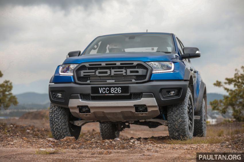 Ford Ranger Raptor kini tiba di Malaysia – KLIMS 2018 Image #890728
