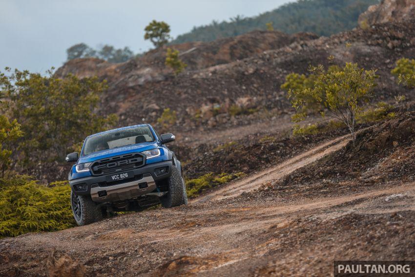 Ford Ranger Raptor kini tiba di Malaysia – KLIMS 2018 Image #890729