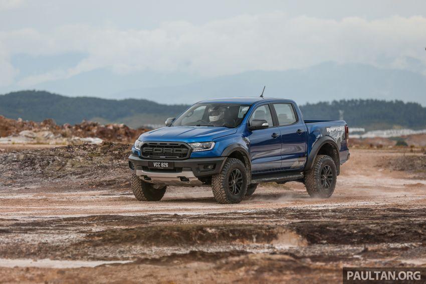 Ford Ranger Raptor kini tiba di Malaysia – KLIMS 2018 Image #890703