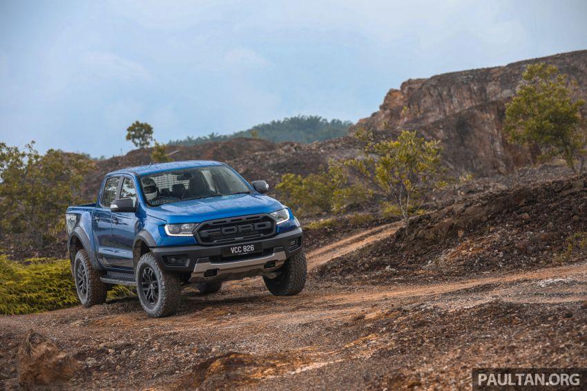 Ford Ranger Raptor coming to Malaysia – KLIMS 2018 Image #890255