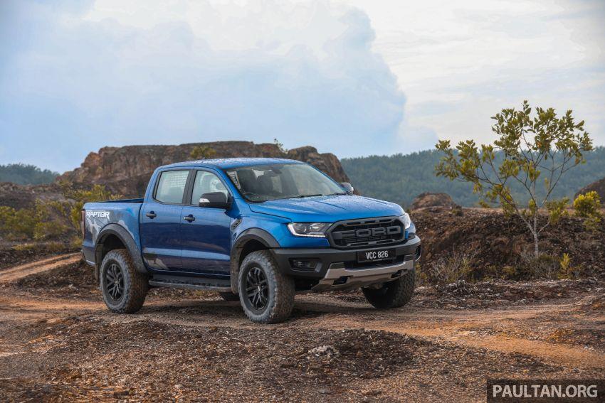 Ford Ranger Raptor kini tiba di Malaysia – KLIMS 2018 Image #890732