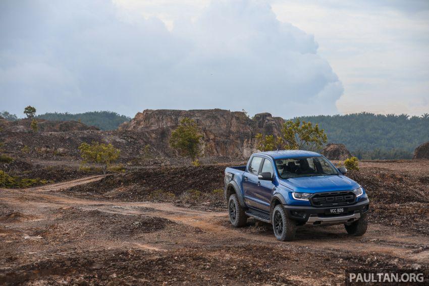 Ford Ranger Raptor kini tiba di Malaysia – KLIMS 2018 Image #890735