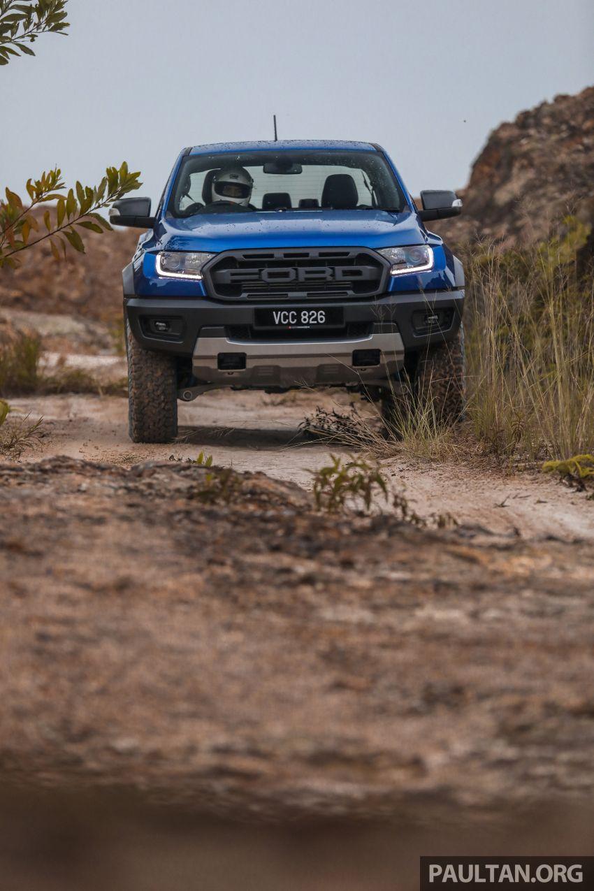 Ford Ranger Raptor kini tiba di Malaysia – KLIMS 2018 Image #890739