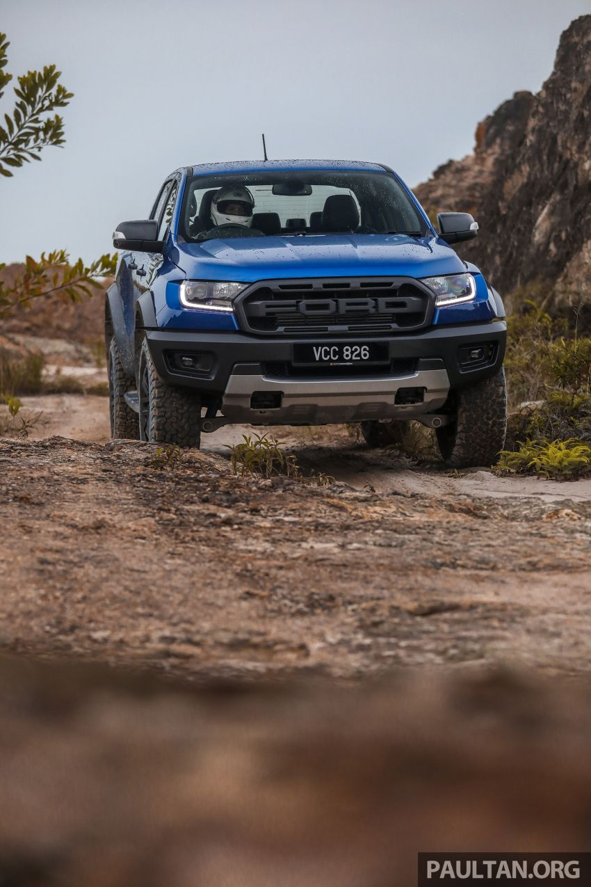 Ford Ranger Raptor coming to Malaysia – KLIMS 2018 Image #890264