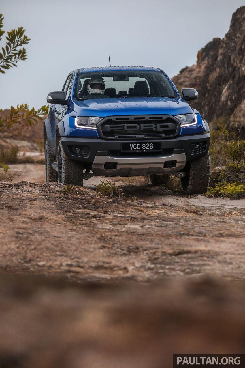 Ford Ranger Raptor kini tiba di Malaysia – KLIMS 2018 Image #890740