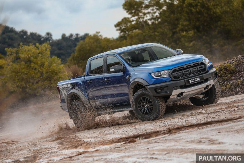 Ford Ranger Raptor coming to Malaysia – KLIMS 2018 Image #890220