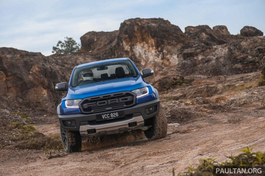 Ford Ranger Raptor coming to Malaysia – KLIMS 2018 Image #890265