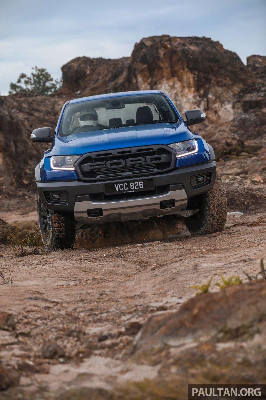 Ford Ranger Raptor coming to Malaysia – KLIMS 2018 Image #890266