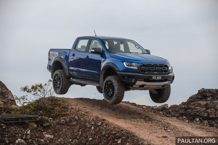 Ranger Ford 2018 >> Ford Ranger Raptor coming to Malaysia – KLIMS 2018 Paul Tan - Image 890273