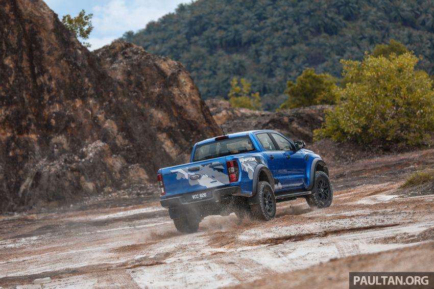 Ford Ranger Raptor coming to Malaysia – KLIMS 2018 Image #890221