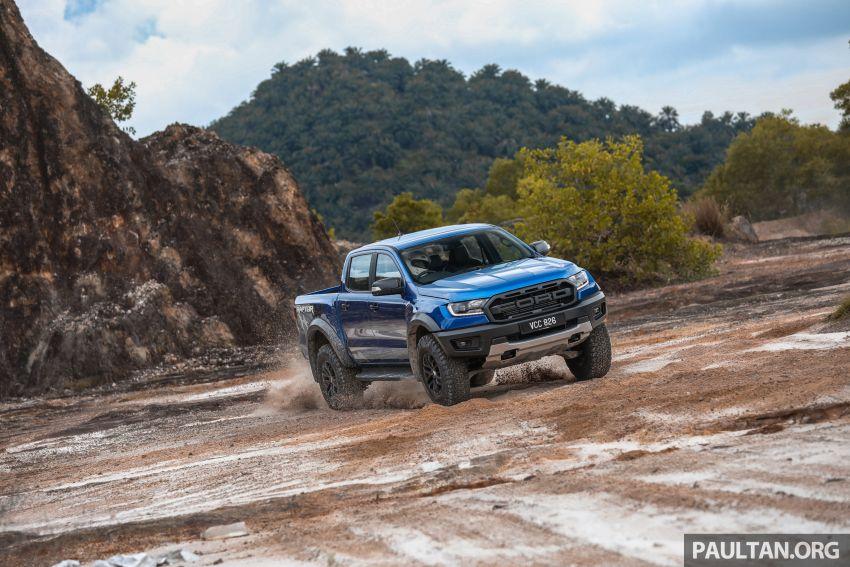 Ford Ranger Raptor coming to Malaysia – KLIMS 2018 Image #890225