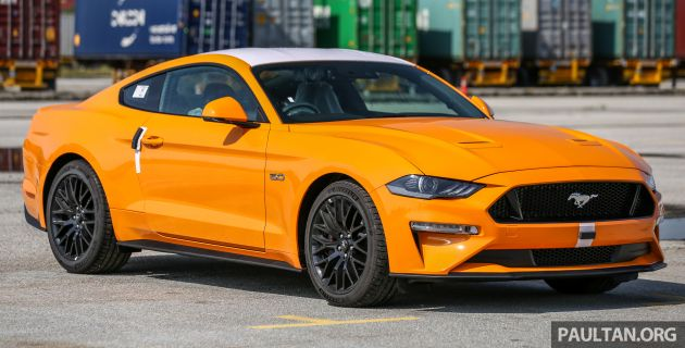 2018 Ford Mustang Facelift To Be Unveiled At Klims