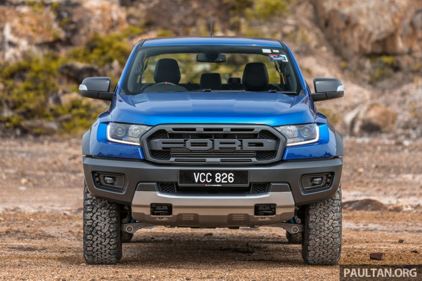 Ford Ranger Raptor kini tiba di Malaysia – KLIMS 2018 Image #890616
