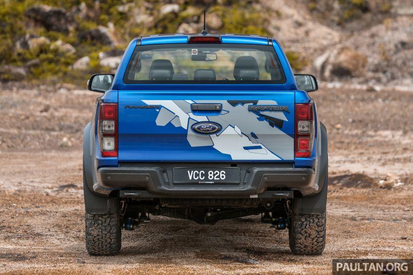 Ford Ranger Raptor kini tiba di Malaysia – KLIMS 2018 Image #890617