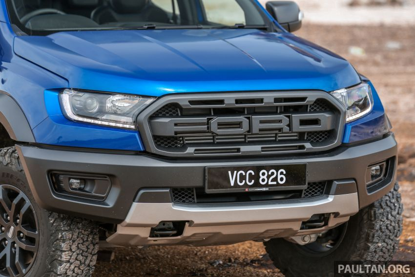 Ford Ranger Raptor kini tiba di Malaysia – KLIMS 2018 Image #890621