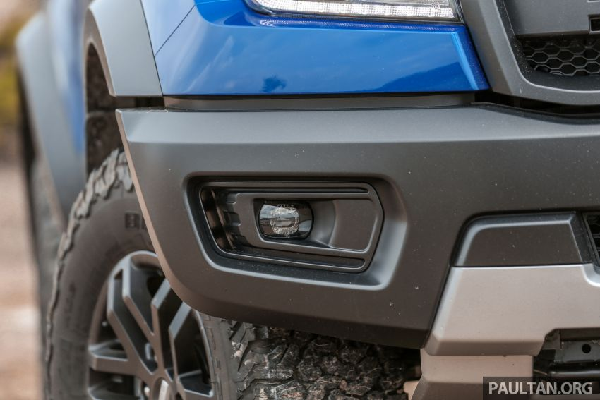 Ford Ranger Raptor kini tiba di Malaysia – KLIMS 2018 Image #890624