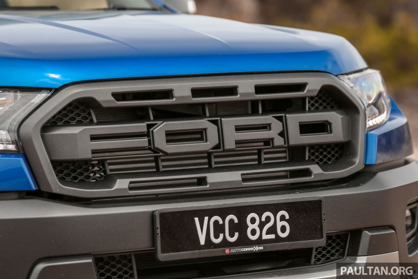 Ford Ranger Raptor kini tiba di Malaysia – KLIMS 2018 Image #890625